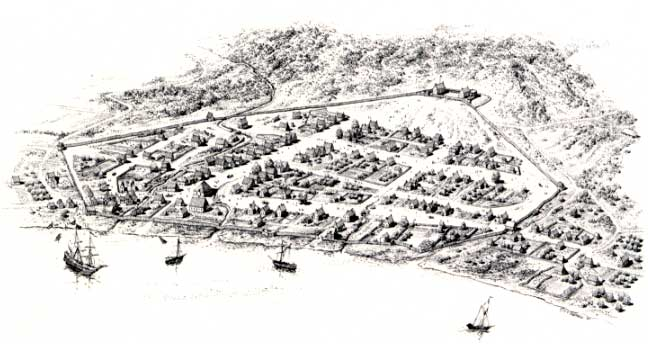 Albany: An Early American City