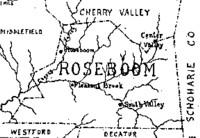 Hester Roseboom was listedroseboom town
