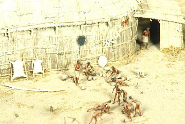 A Mohawk Iroquois Village